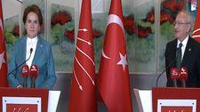 Meral Akşener ve Kemal Kılıçdaroğlu tezkere sorusunu yanıtladı