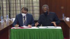 Türkiye, Nijerya'yla 7 yeni anlaşma imzaladı