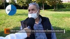 Türkiye'de insanlar kilosundan memnun mu?