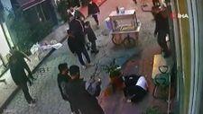 Beyoğlu'nda pencereden kaçmaya çalışan hırsız, aşağıya düştü