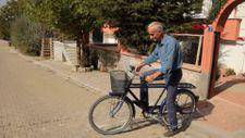 Bingöl'de 25 yıldır bisiklet süren adam, ilk yıllarda ayıplandığını söyledi