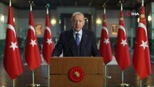 Erdoğan: 2021'i yüzde 9'luk büyümeyle tamamlamayı öngörüyoruz