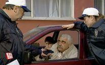 Levent Kırca'nın alkollü sürücü skeci