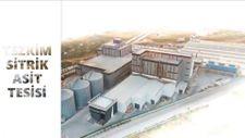 Mustafa Varank: Türkiye'nin ilk ve tek sitrik asit fabrikasını Adana'da açtık