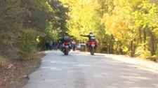 Üç kuşaktır motosikletten inmeyen Alp ailesi, bu tutkuyu çocuklarına da aşılıyor
