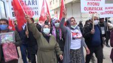 Van'da HDP'liler, ailelerin sesini müzikle bastırmaya çalıştı