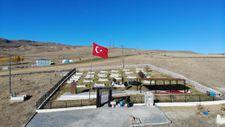 Erzurum'da PKK'nin katlettiği 33 kişi unutulmadı