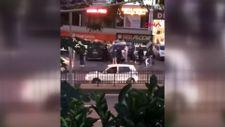 Fatih'te alkollü kişiyi tekme tokat dövdüler