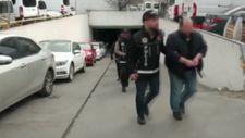 Kağıthane'de torbacı operasyonu: 21 tutuklama