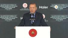 Erdoğan: Türkiye'ye yatırım yapan herkes kazanacak