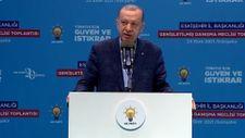 Erdoğan: Ülkemizi, 2023 limanına inşallah selametle kavuşturacağız