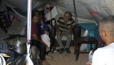 Antalya'da çadırda kalan 7 kişilik aile, yardım bekliyor