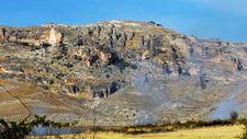 Diyarbakır Hasuni Mağaraları'nın çevresi çöplüğe döndü