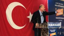 Süleyman Soylu'dan Millet İttifakı'na: Sizi hezimete uğratacağız