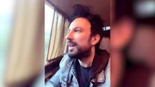 Tarkan'dan şarkılı İstanbul'u özlemişim paylaşımı