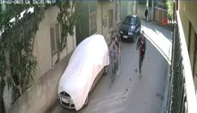 Adana'da 1 bisiklet 3 telefon gasp eden zanlı kovalamaca sonucu yakalandı