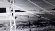 Barış Pınarı bölgesinde sızma girişiminde bulunan teröristler vuruldu
