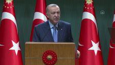Cumhurbaşkanı Erdoğan: İzlediğimiz ekonomi politikasını anlamayanlar milli mücadeleye baksın