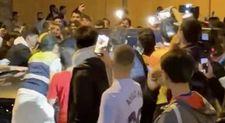 El Clasico sonrası Barcelonalı taraftarlar, Koeman'ın arabasına saldırdı