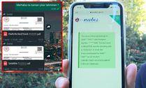 İstanbul'da Whatsapp üzerinden PCR testi