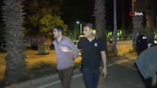 Adana'da polisten kaçan sürücü yakalandı