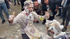 Bursa'da damada işkence