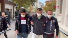 Konya'da otobüsten indirildiği için yolcuyu yaralayan zanlı yakalandı