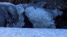 Doğu'nun en soğuk kenti sıfırın altında 9 dereceyle Kars oldu
