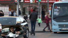 İstanbullu sürücülerin scooter isyanı: Hayalet gibi her yerden çıkıyorlar