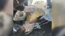 Kayseri'de cips poşetinden uyuşturucu çıktı