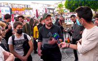Sokak röportajında tehdit: AK Parti kazanırsa iktidardan indireceğiz