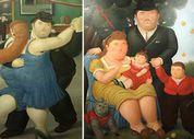 Kolombiyalı Botero'nun şişman eserleri