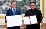 Kore Yarımadası'nda nükleersizlik anlaşması