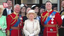 Kraliçe Elizabeth'in 2019 yılı doğum günü kutlaması