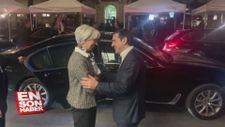 IMF Başkanı Lagarde, Yunanistan Başbakanı Çipras ile görüştü