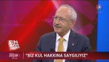 Kemal Kılıçdaroğlu istifa sorusuna kaçamak yanıt