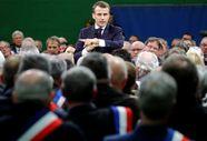 Macron Fransa'da ikna turlarına başladı