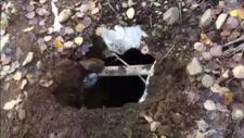 Diyarbakır'da PKK'nın 3 mağarası bulundu