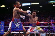 Manny Pacquiao Thurman'a ilk yenilgisini tattırdı