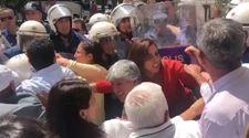 Mardin'de HDP'li gruba polis müdahalesi