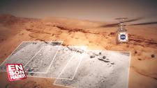 NASA'nın Mars'a göndereceği mini helikopter