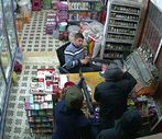 Adana'da maskeli silahlı soygun