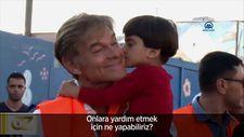 Mehmet Öz Suriyelilerin kaldığı kampları anlattı