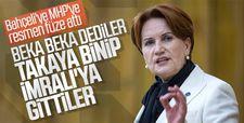 Meral Akşener'den sert Öcalan tepkisi