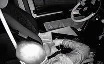 Pendik'te minibüsçülerin korkulu rüyası hırsız kamerada