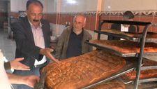 Muş'ta aile boyu pide 10 TL'den satılıyor
