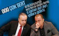 Mustafa Cengiz'den Terim'e çok sert cevap
