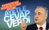 Mustafa Cengiz, Kadıköy sorusuna ayetle cevap verdi