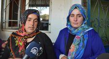 Leyla'nın annesinden Sedanur'un annesine taziye ziyareti
