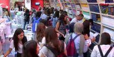 Okullar açılınca kırtasiyelerde satışlar patladı